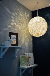Easy and awesome wall light ideas for teens 27