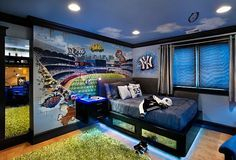 Easy and awesome wall light ideas for teens 40