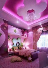 Easy and awesome wall light ideas for teens 46