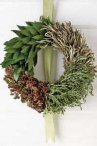 On a budget diy christmas wreath to deck out your door 09