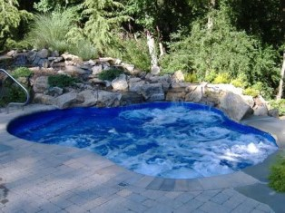 Refreshing plunge pool design ideas fo you to consider 21