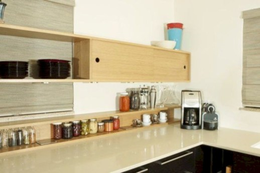 Inventive kitchen countertop organizing ideas to keep it neat 38