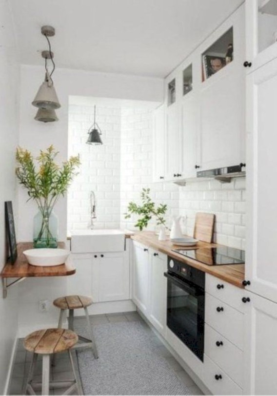 Inventive kitchen countertop organizing ideas to keep it neat 47