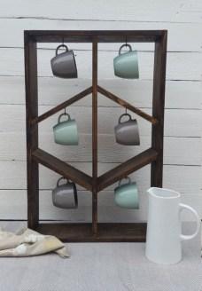 On a budget diy coffee mug holders you can easily make 49