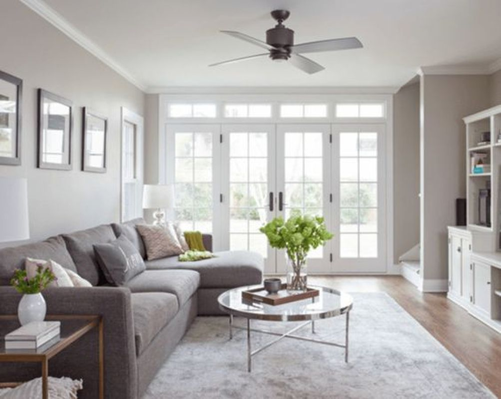 27 Modern Living Room Interior Design Ideas with Neutral Color