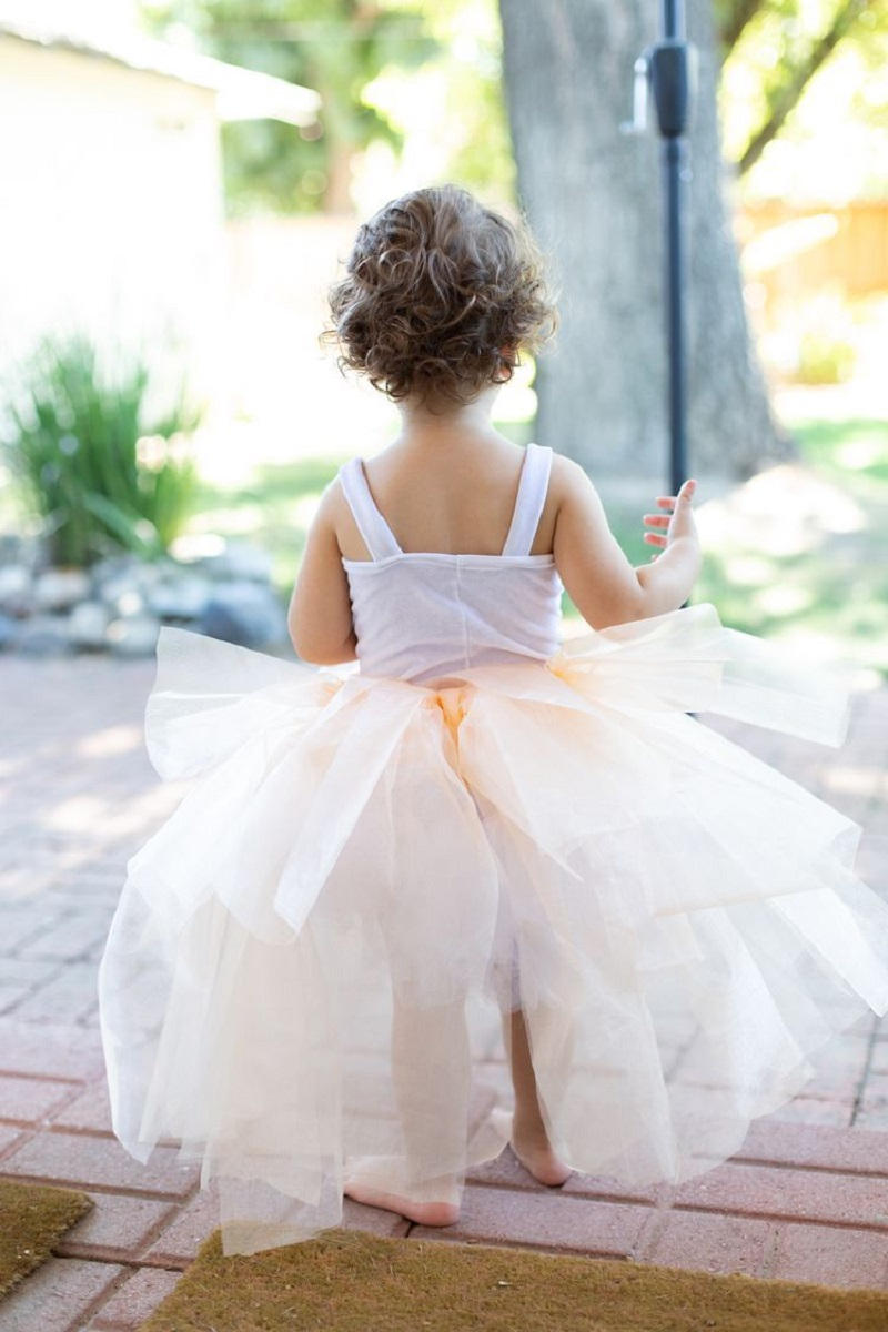 Classic tulle tutu DIY Adorable Tutus You Can Do That Have Been Loves by Your Little Girls