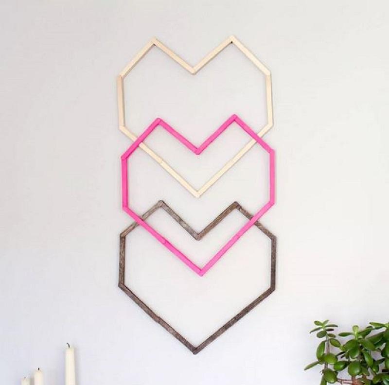 Cool heart art