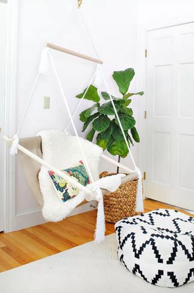 Hammock hanging chair