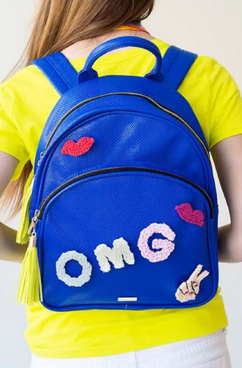 Omg chrocet backpack