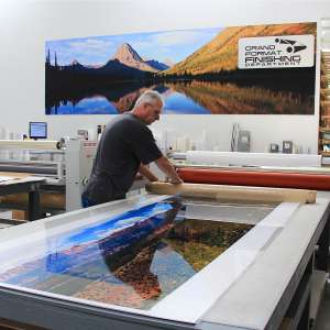 extra large format printing