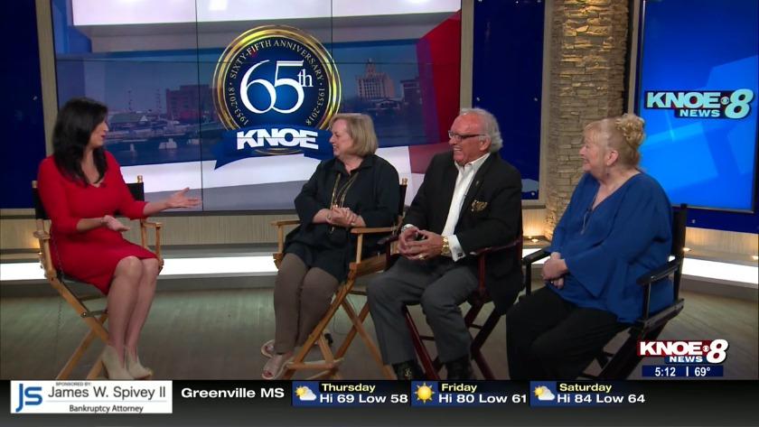 knoe 65th anniversary show
