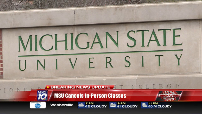 MSU says an individual linked to campus is being monitored for ...