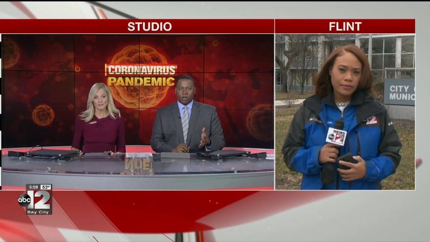 Flint mayor declares state of emergency for coronavirus; no cases ...
