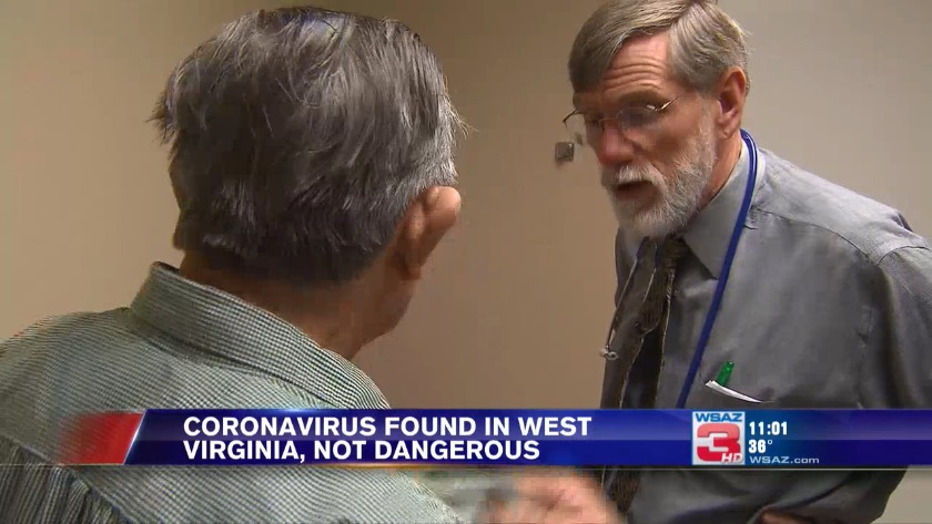 Confirmed case of coronavirus in West Virginia is routine, not ...