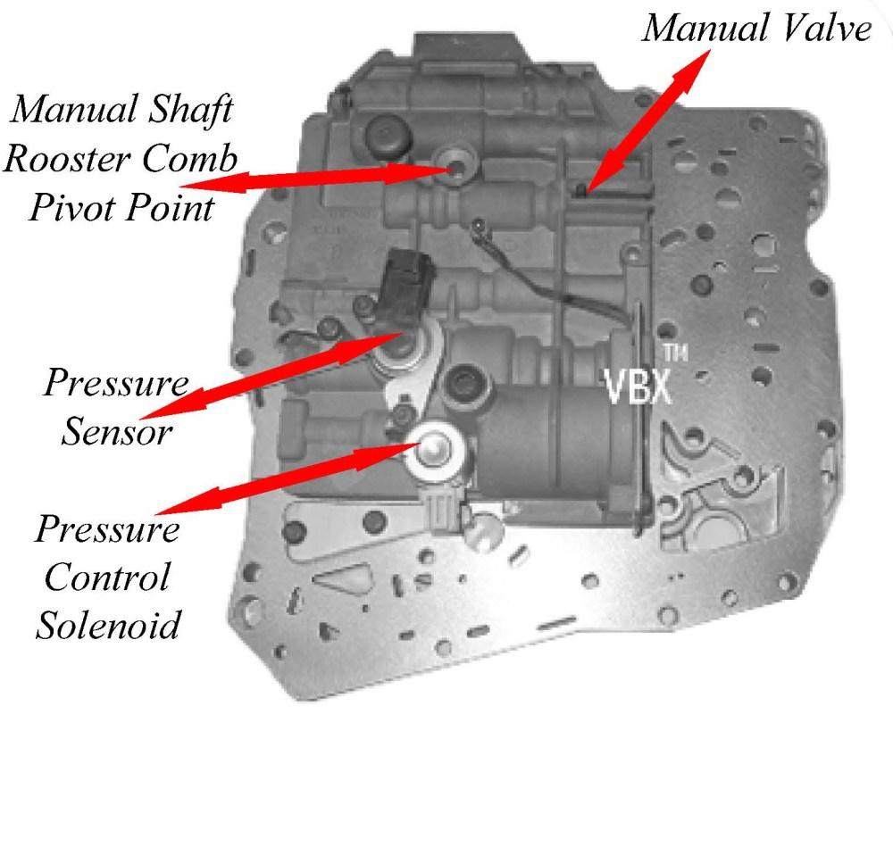medium resolution of pressure sensor connector pressure solenoid connector