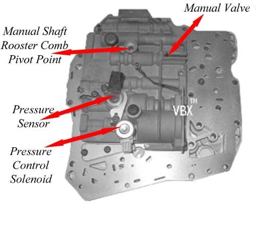 small resolution of pressure sensor connector pressure solenoid connector