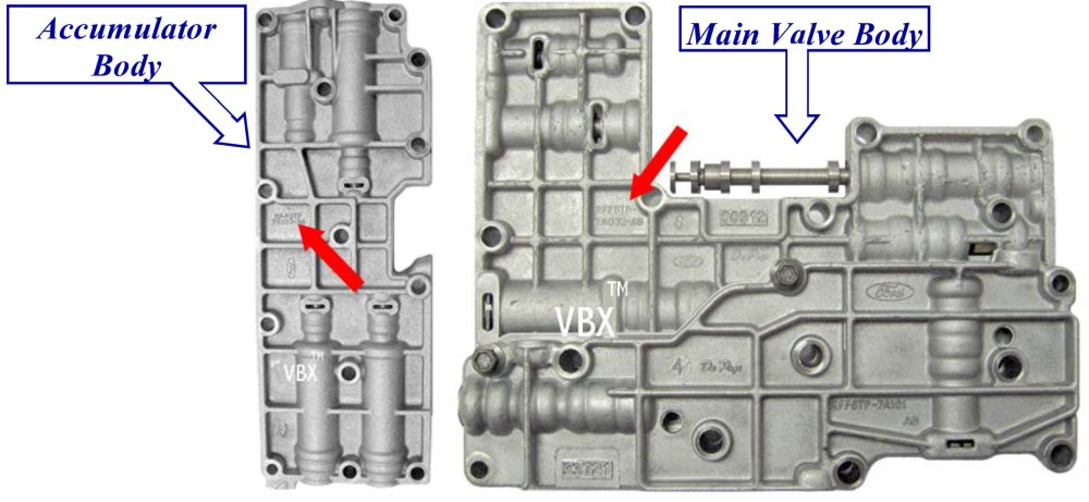 medium resolution of sonnax ford e4od valve body identification ford e4od transmission wiring diagram e4od valve body diagram