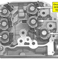sonnax 45rfe 545rfe 68rfe solenoid identification connector pin out dodge 45rfe transmission diagram 45rfe transmission diagram [ 2304 x 1443 Pixel ]