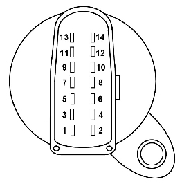 Sonnax TF-60SN, 09G Solenoid Identification & Connector