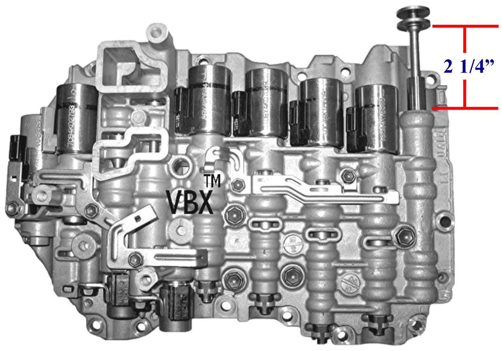 hight resolution of valve body xpress