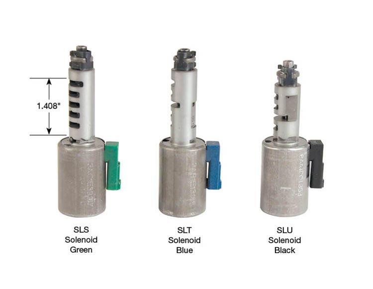 Sonnax Remanufactured Linear Solenoid Kit  5994768K
