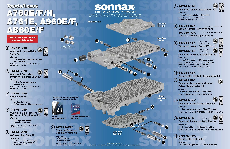 toyota a760e f h series valve body layout [ 2448 x 1584 Pixel ]
