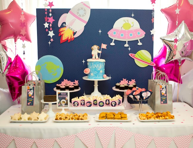 cool party ideas for