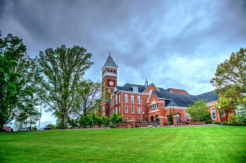 Working At Clemson University 389 Reviews Indeed Com