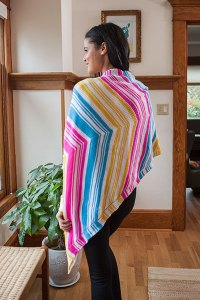 Eclectic Electric Shawl - Knitting Patterns and Crochet ...
