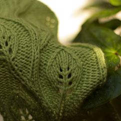 Free Leaf Crochet Pattern Diagram Seymour Duncan Invader Pickup Wiring Daphne Scarf Knitting Patterns And From
