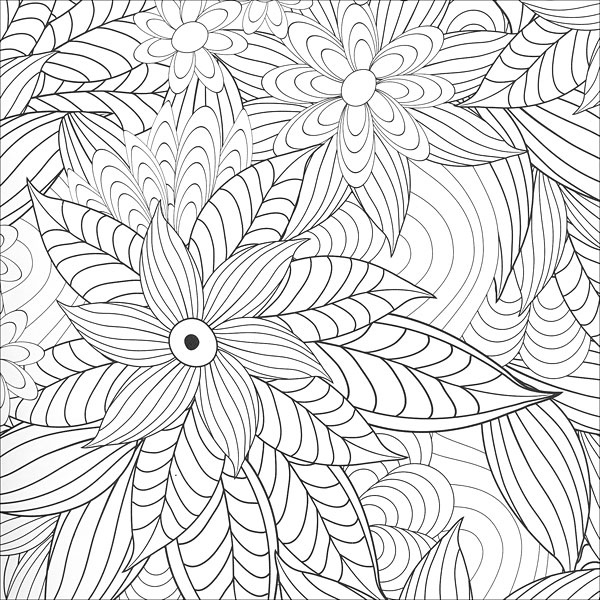 Zen Coloring: Nature from KnitPicks.com Knitting by Guild