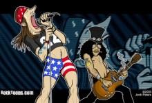 Discografias Comentadas: Guns N' Roses