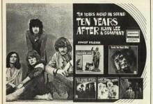 Discografias Comentadas: Ten Years After (parte 1)