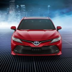 All New Camry 2018 Thailand Corolla Altis Launch Date In India Toyota 2019 Price Find Reviews Specs Full Front View Of