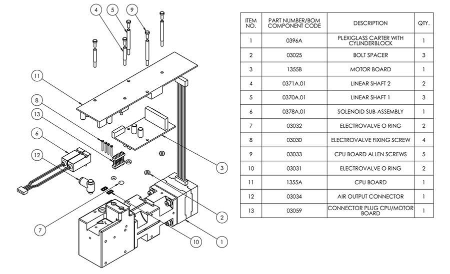 Lo Trach Cuff Pressure Controller