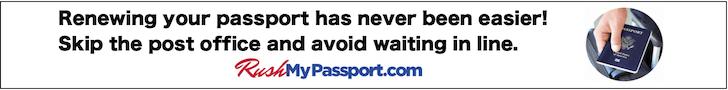 renew your passport rushmypassport banner horizontal