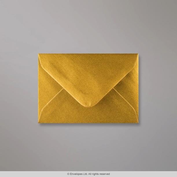 70x100 mm Metallic Gold Envelope  D0470100  Simply Envelopes