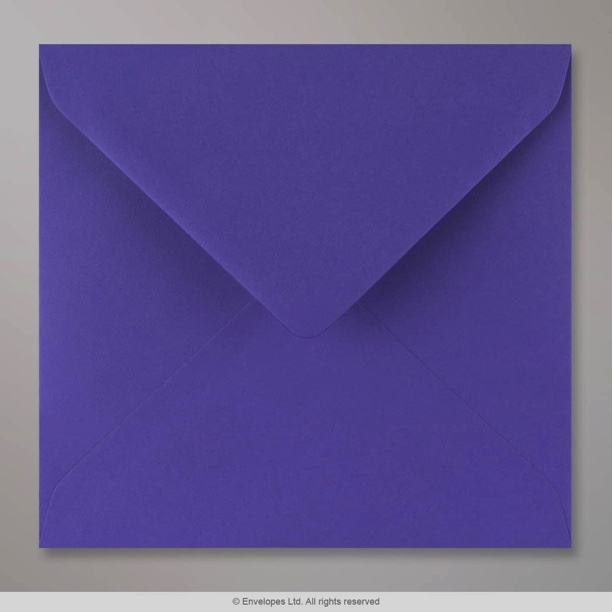 155x155 Mm Iris Blue Envelope Y24155 Simply Envelopes