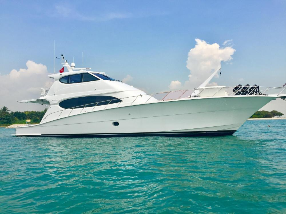 medium resolution of image of hatteras 77 convertible for sale in singapore for 3 500 000 2 786 181 singapore