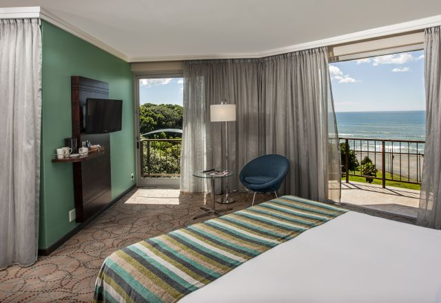 Accommodation East London Beachfront Rooms Suites