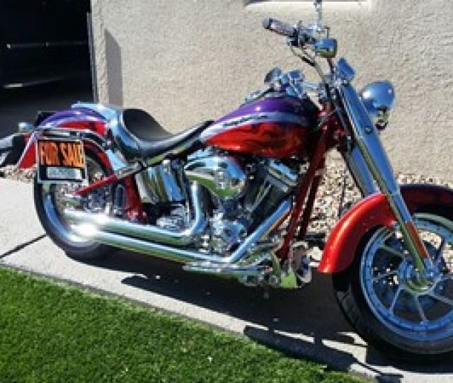 2006 Harley Davidson Flstfse2 Screamin Eagle Softail Fat Boy