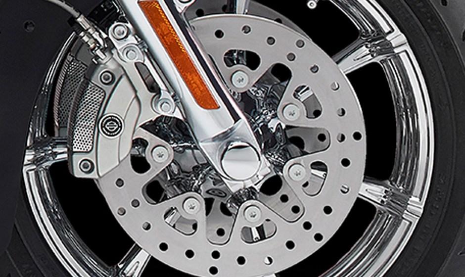 2015 Harley Davidson FLHTKSE CVO Limited Gold Rush