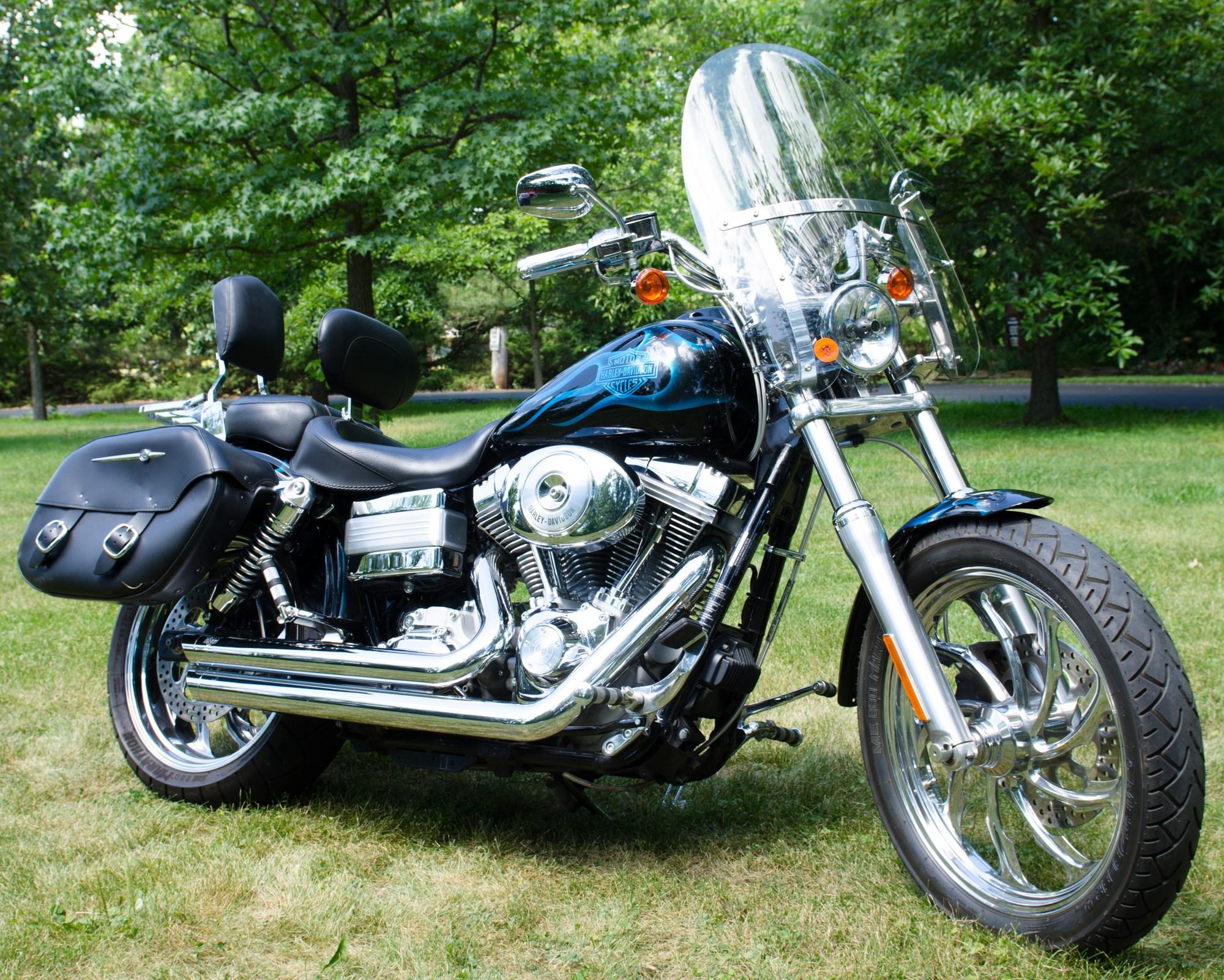 2006 HarleyDavidson FXDCI Dyna Super Glide Custom