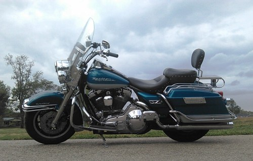 small resolution of 1994 harley davidson flhr road king