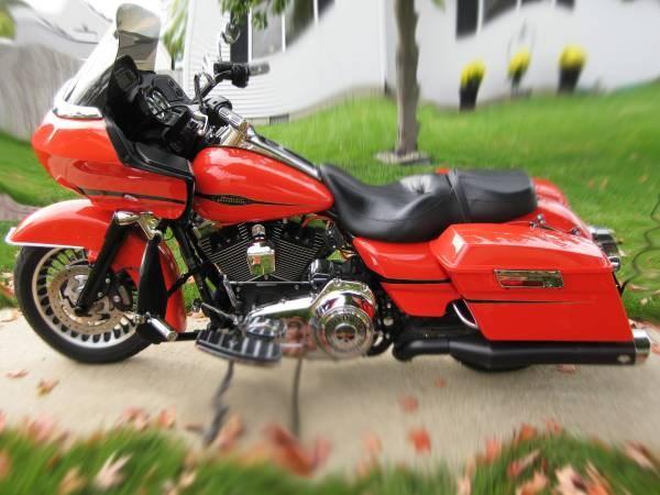 Harley Davidson Fuelpak