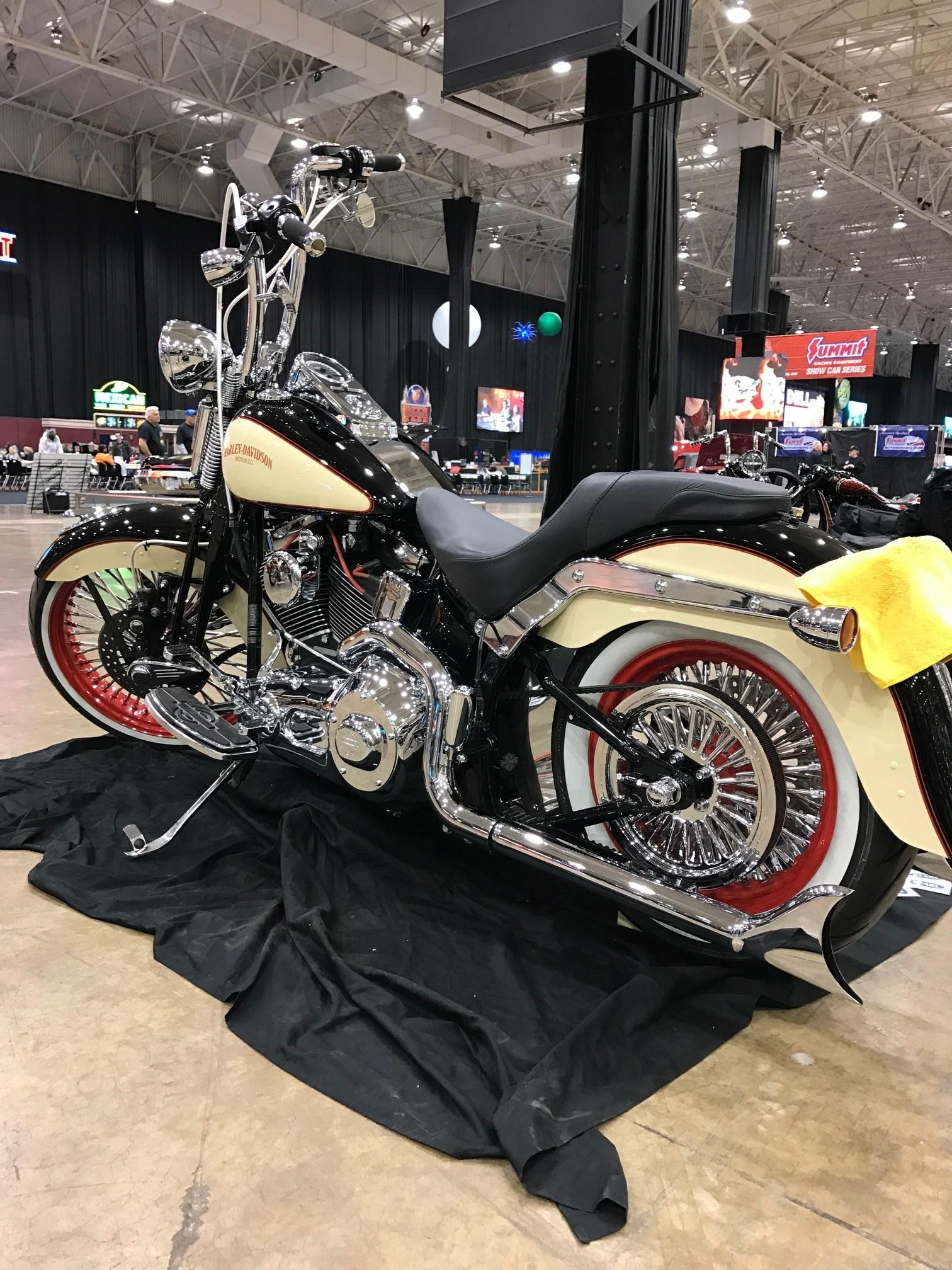 2005 Harley Davidson 174 Flstsc I Softail 174 Springer 174 Classic