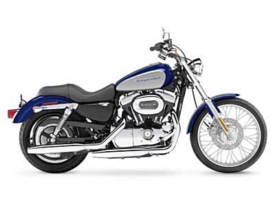 2007 Harley-Davidson® XL1200C Sportster® 1200 Custom