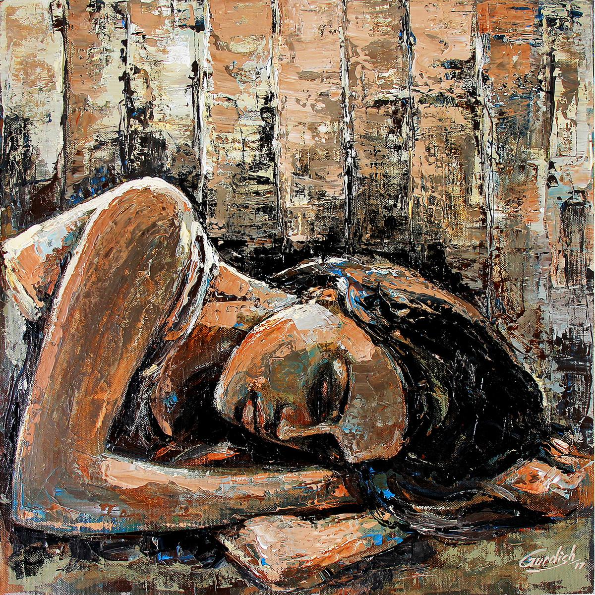 Modern Art Hostel Life-dreams Artist Gurdish Pannu