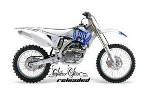 Yamaha YZ250 F 4 Stroke Dirt Bike GraphicsIron Maiden Live