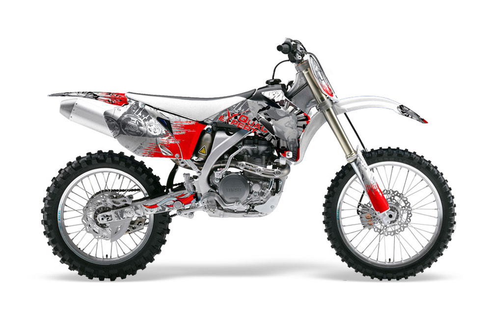 Yamaha YZ250 F 4 Stroke Dirt Bike GraphicsQuad Expert